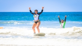 Surf Lessons Tamarindo Beach