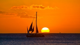 Sunset Cruise Tamarindo Beach